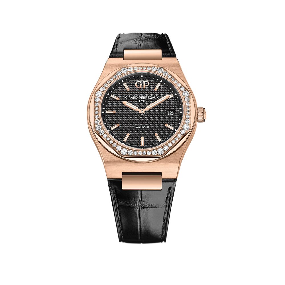 Часы Laureato  34 mm Girard-Perregaux 80189D52A632-CB6A