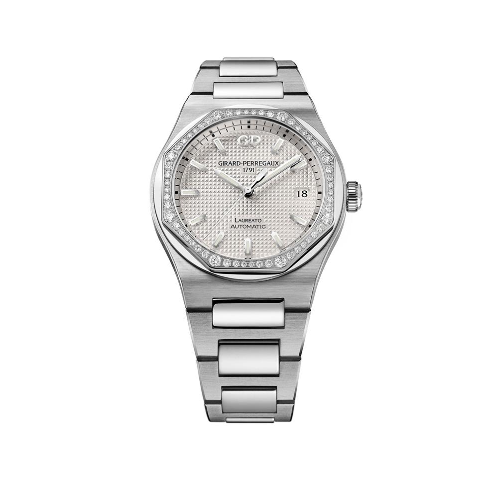Часы Laureato  38 mm Girard-Perregaux 81005D11A131-11A