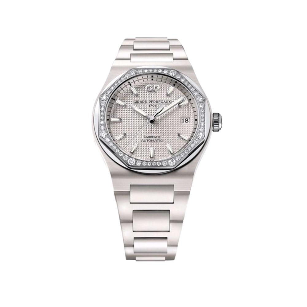 Часы Laureato  38 mm Girard-Perregaux 81005D82A732-32A