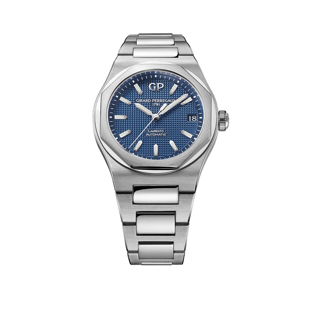 Часы Laureato 42 mm Girard-Perregaux 81010-11-431-11A