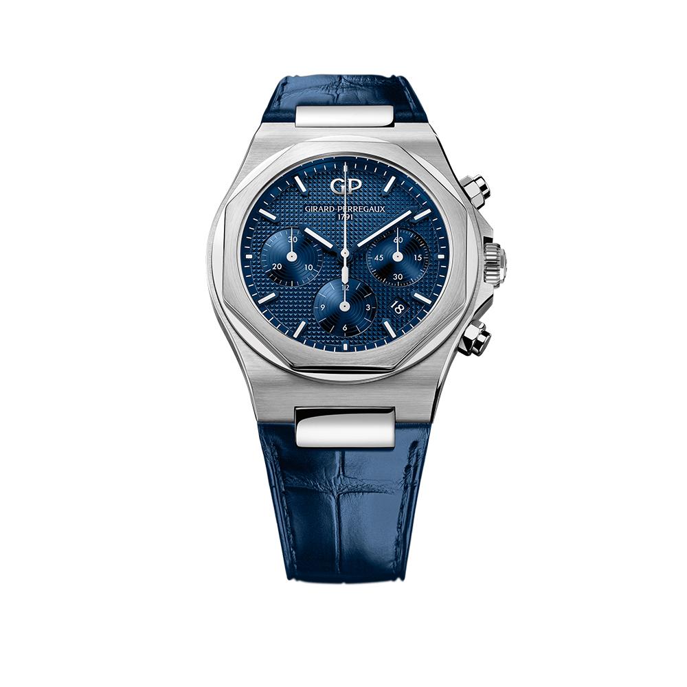 Часы Laureato  42 mm Girard-Perregaux 81020-11-431-BB4A