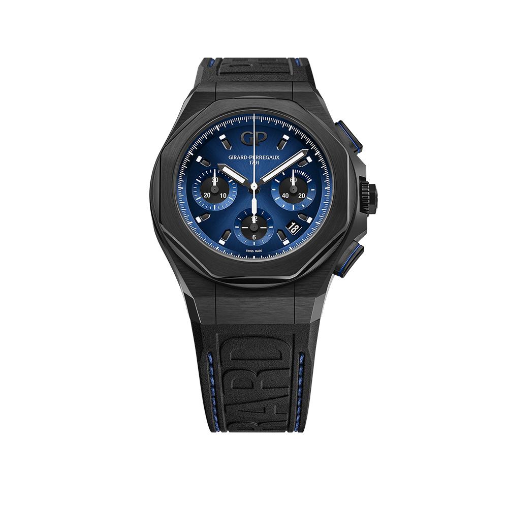 Часы Laureato Absolute Chronograph Girard-Perregaux 81060-21-491-FH6A