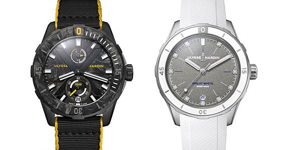 Купить часы Ulysse Nardin коллекция Diver