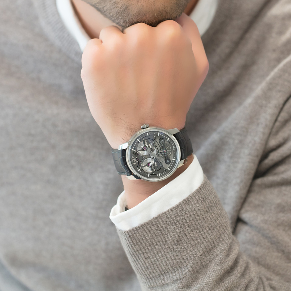 Часы Neo Bridges Girard-Perregaux 84000-21-001-BB6A - 3
