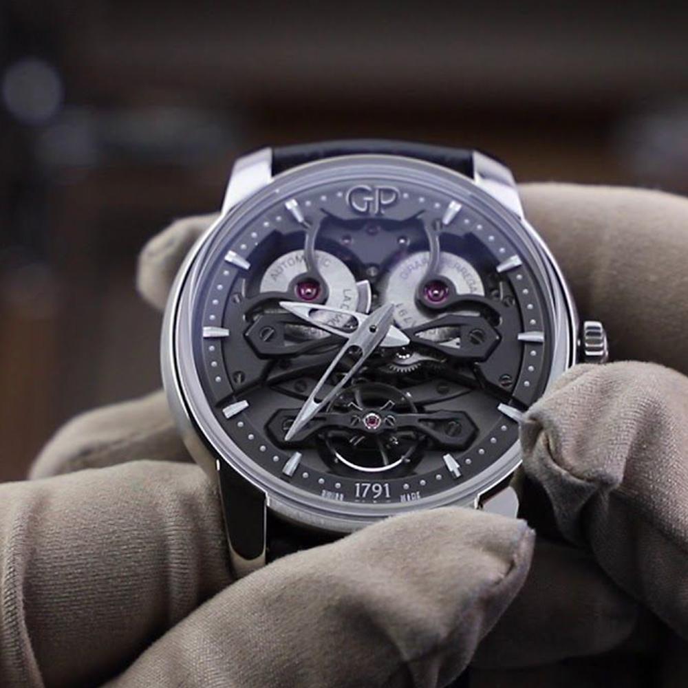 Часы Neo Bridges Girard-Perregaux 84000-21-001-BB6A - 2