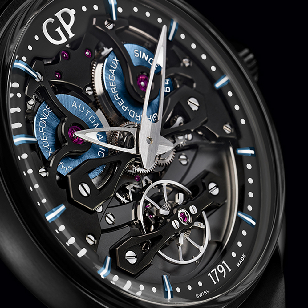 Часы Neo Bridges Girard-Perregaux 84000-21-632-BH6A - 2