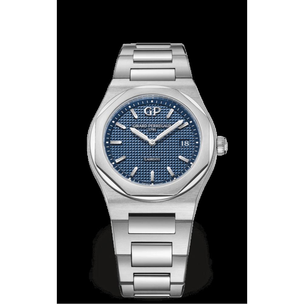 Часы Laureato  34 mm Girard-Perregaux 80189-11-431-11A