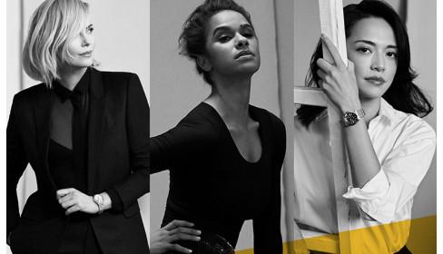 В свете софитов: женская коллекция Chronomat Breitling