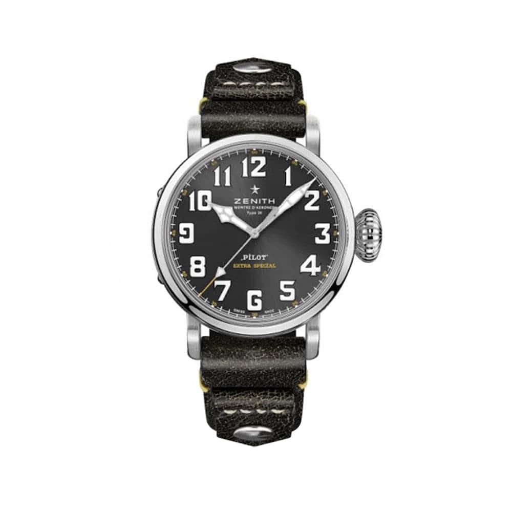 Часы Pilot Type 20 Rescue Zenith 03.2434.679/20.I010