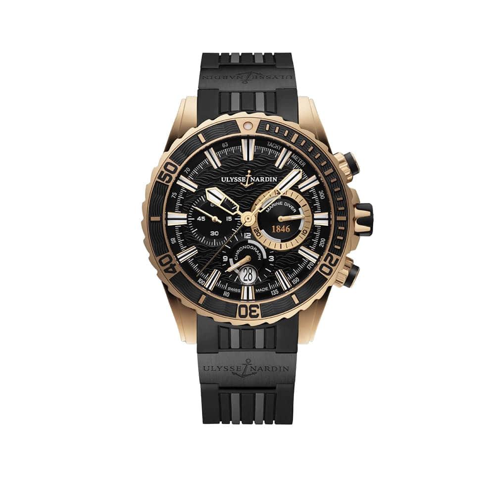 Часы Diver Chronograph Ulysse Nardin 1502-151-3C/92