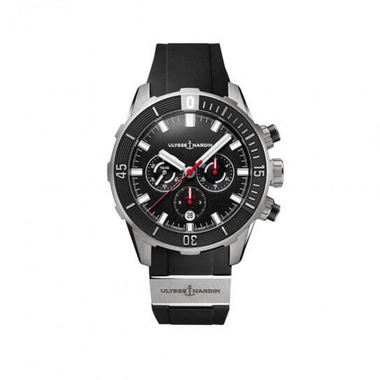 Часы Diver Chronogгaph 44mm