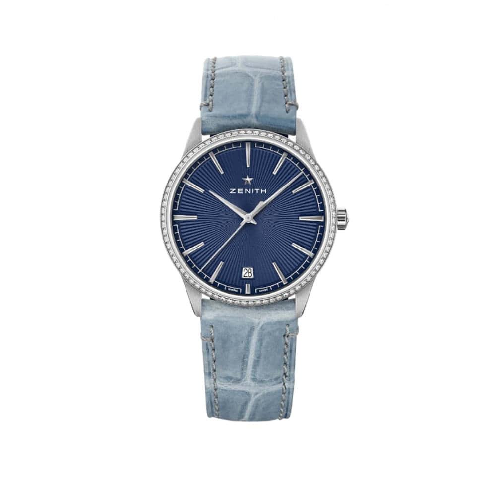 Часы Elite Classic Zenith 16.3200.670/02.C832