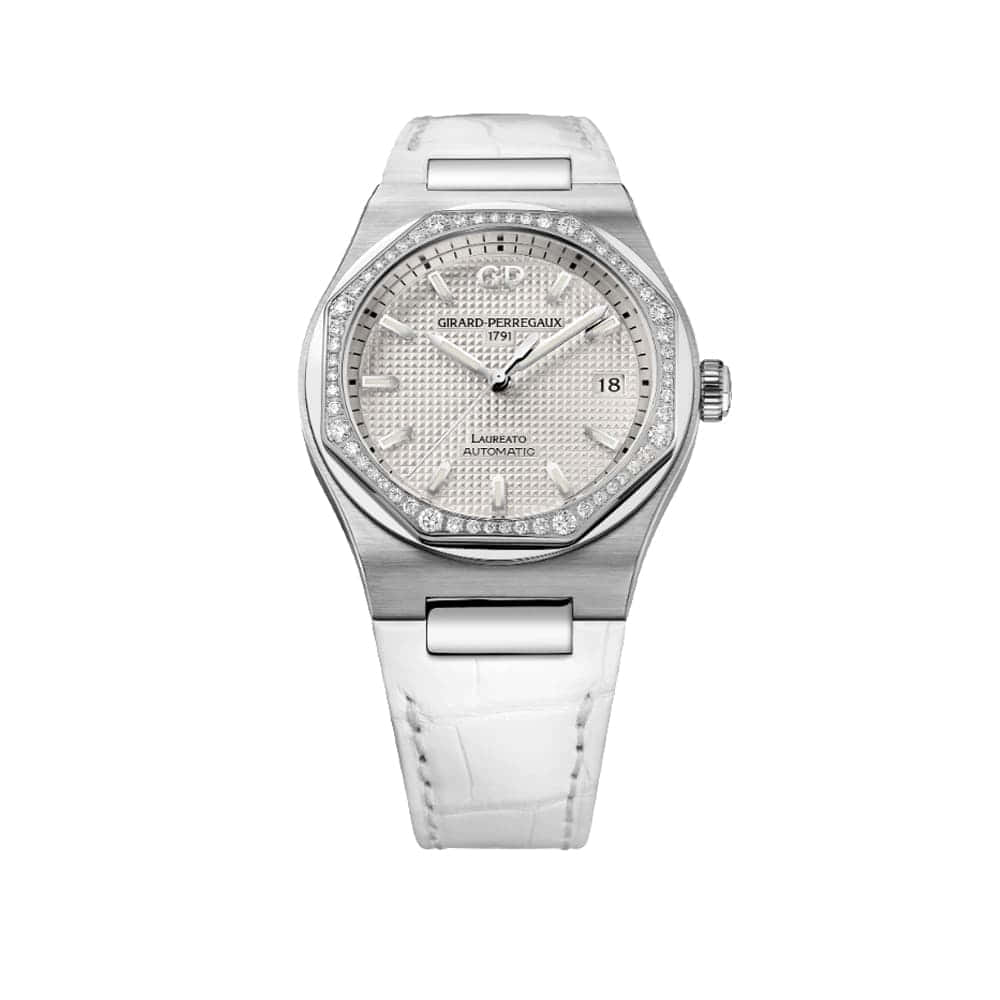 Часы Laureato  38 mm Girard-Perregaux 81005D11A131-BB6A