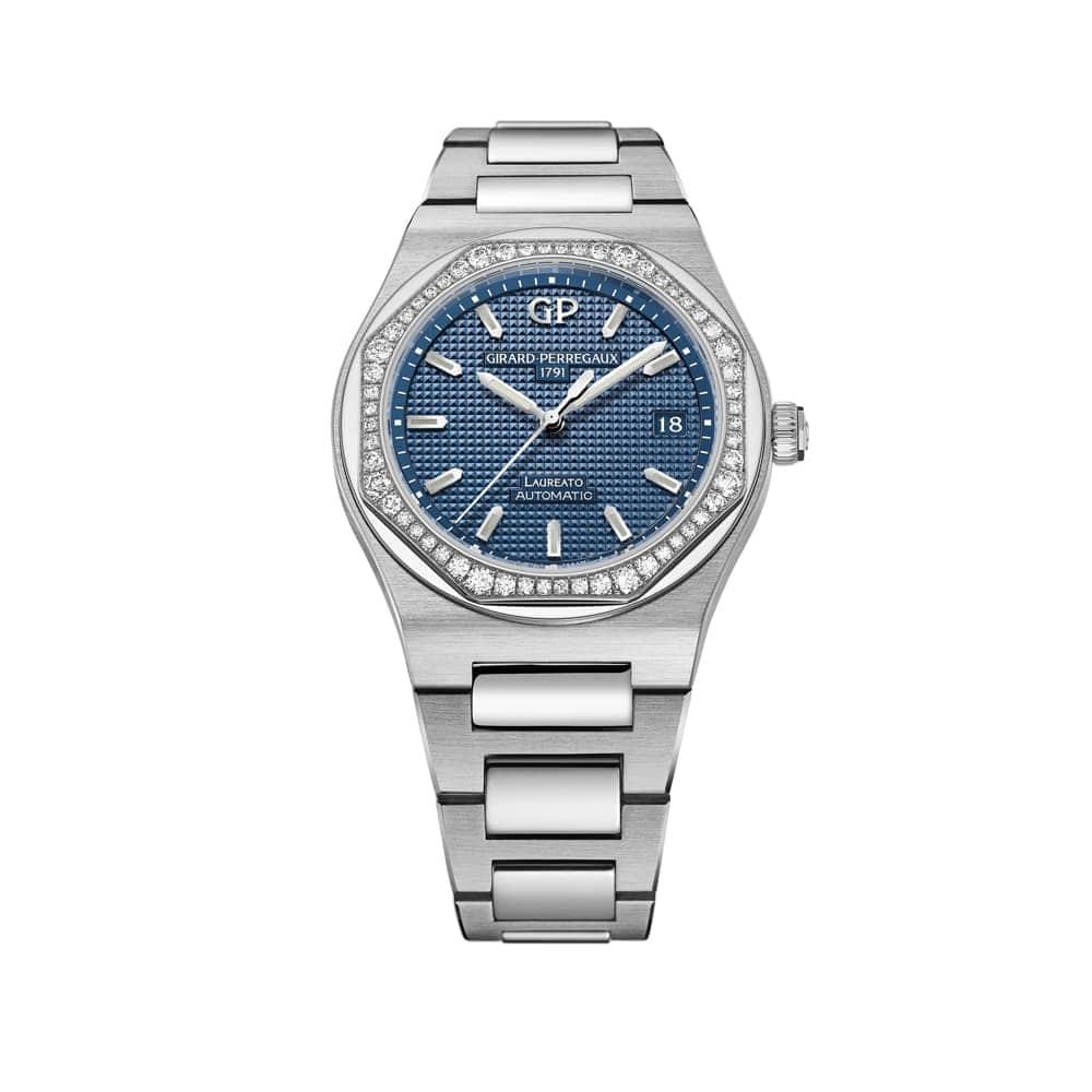 Часы Laureato  38mm Girard-Perregaux 81005D11A431-11A