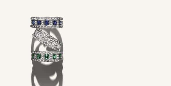 Ювелирные украшения Damiani коллекции Belle Époque