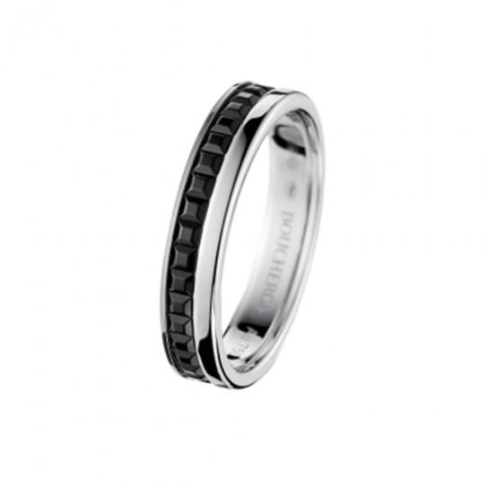Кольцо обручальное Quatre Black Edition