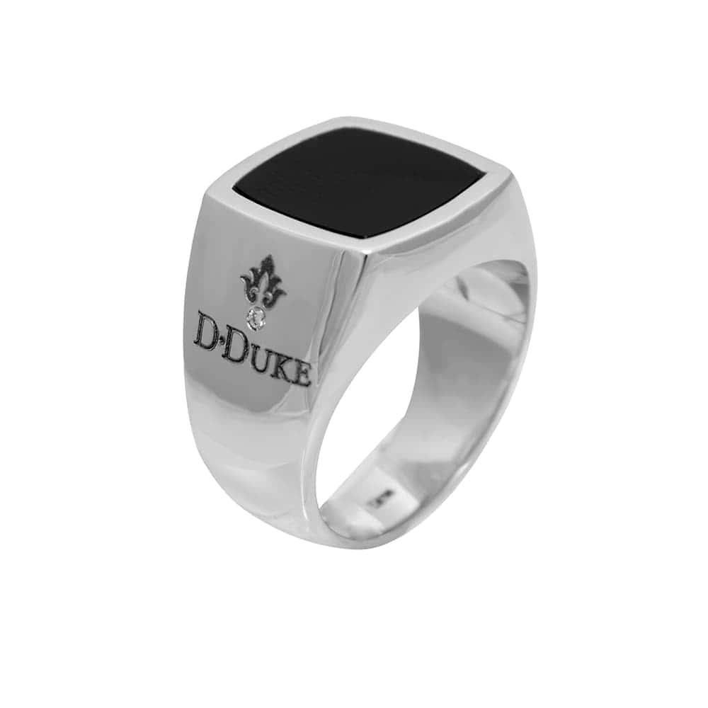 Кольцо Oscar  D.Duke K045AX