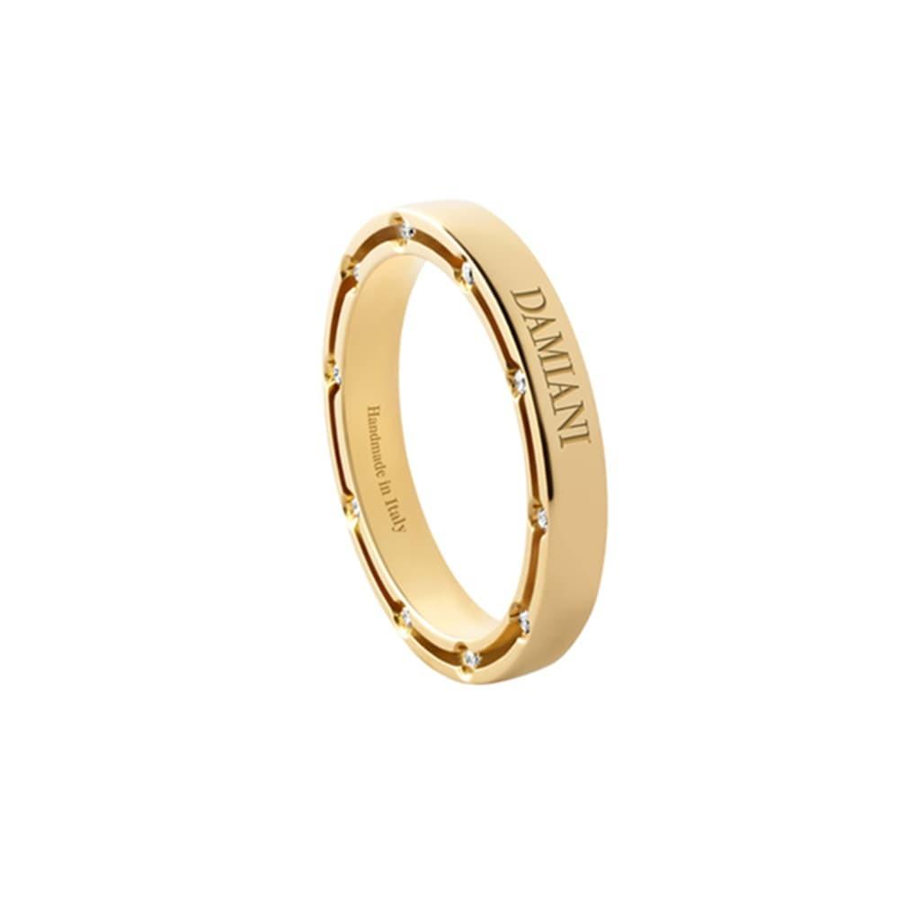 Кольцо обручальное D.Side Damiani 20008687