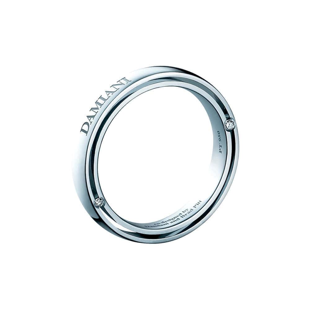 Кольцо обручальное D.Side Damiani 20012642