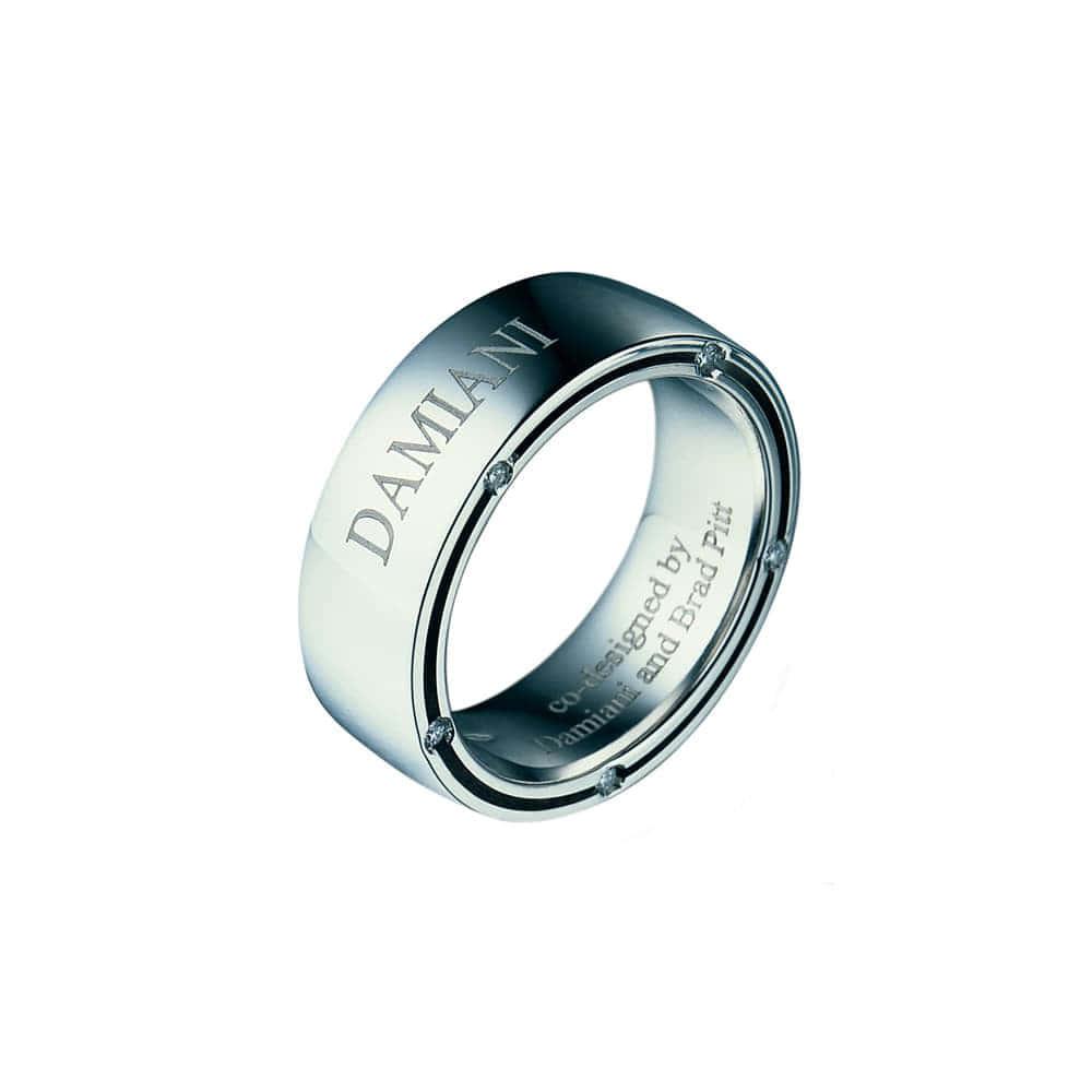 Кольцо обручальное D.Side Damiani 20016601