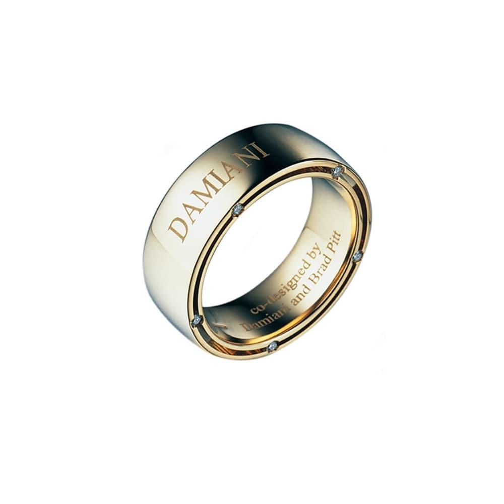 Кольцо обручальное D.Side Damiani 20016619