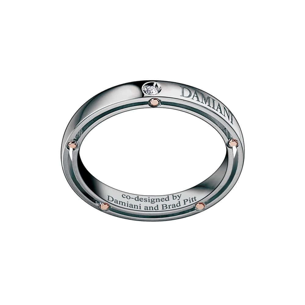 Кольцо обручальное D.Side Damiani 20023860