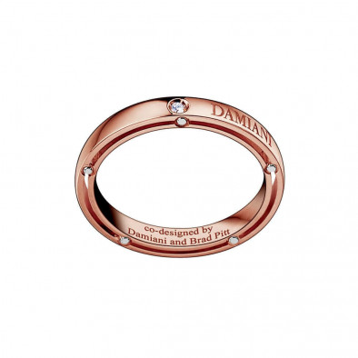 Кольцо обручальное D.Side
