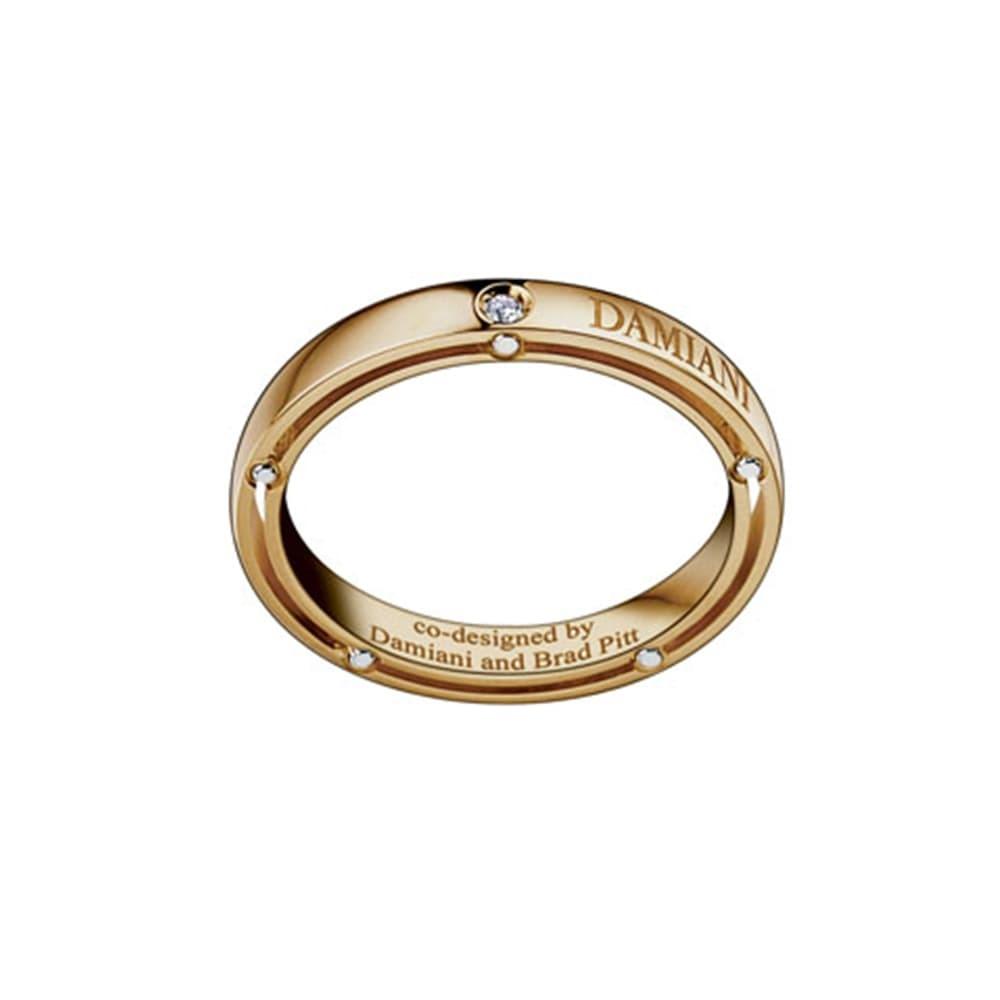 Кольцо обручальное D.Side Damiani 20023897