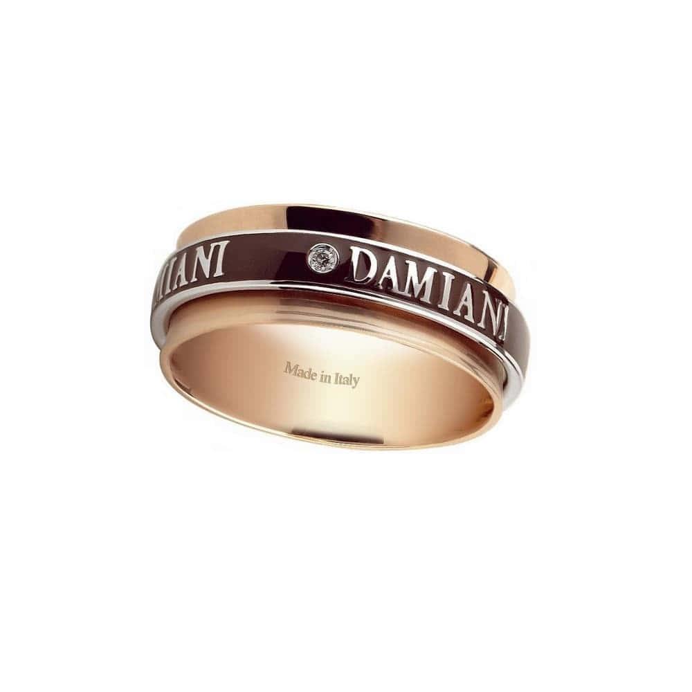 Кольцо Twister Damiani 20029171