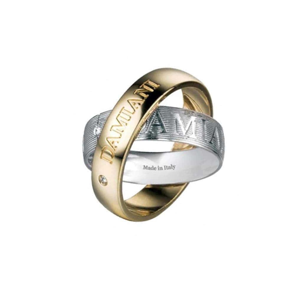 Кольцо Orbital Damiani 20029280