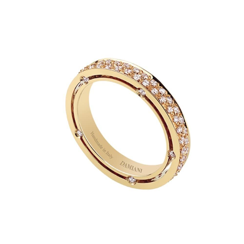 Кольцо обручальное D.Side Damiani 20029313