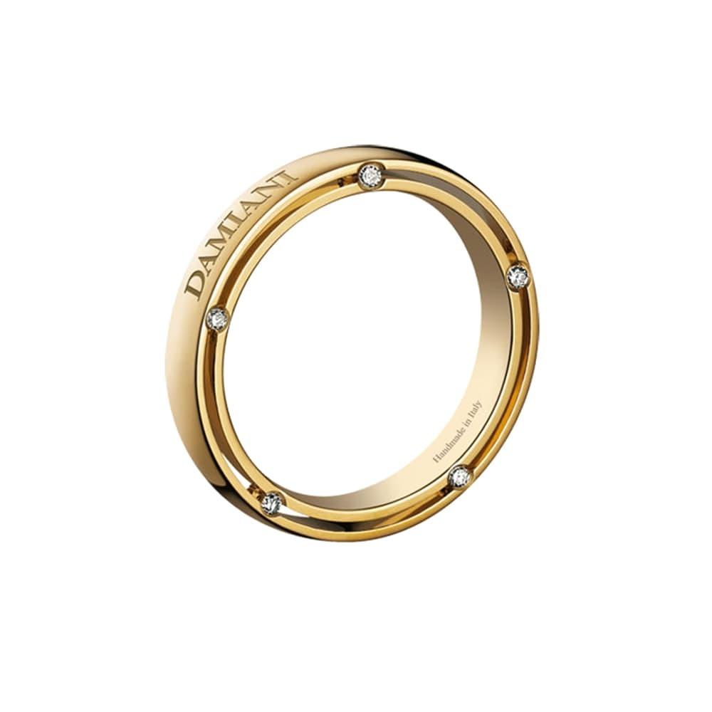 Кольцо обручальное D.Side Damiani 20038210