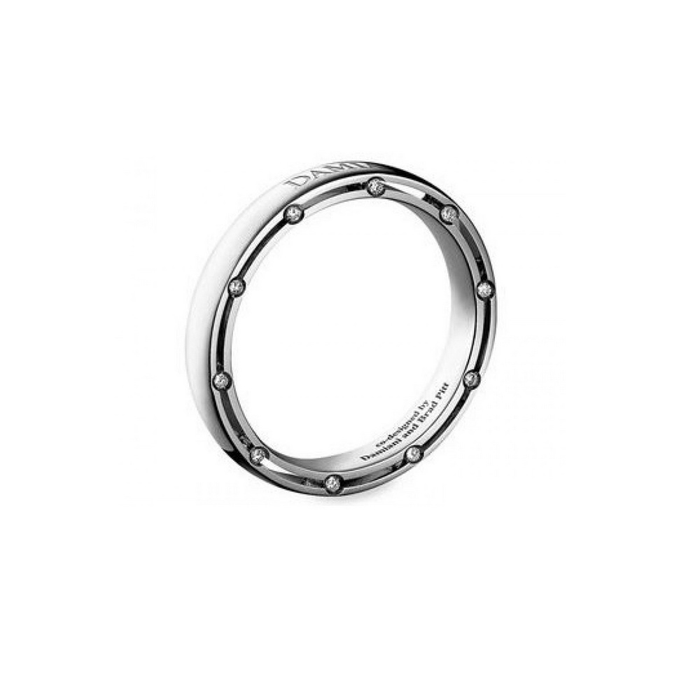 Кольцо обручальное D.Side Damiani 20038287