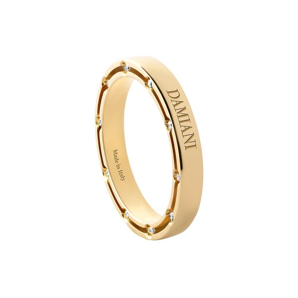 Кольцо обручальное D.Side Damiani 20038307