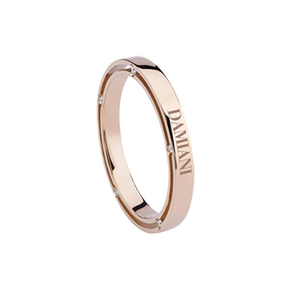 Кольцо обручальное D.Side Damiani 20053393