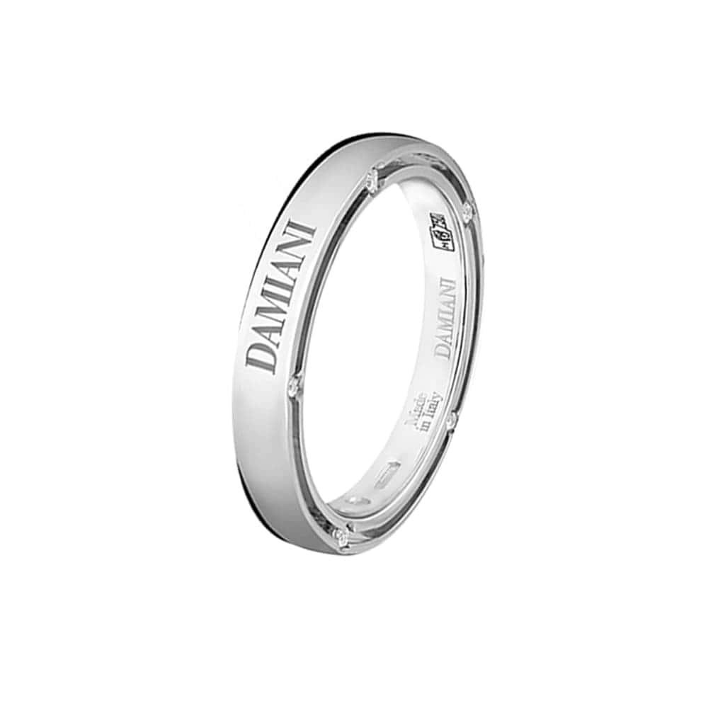 Кольцо обручальное D.Side Damiani 20053427