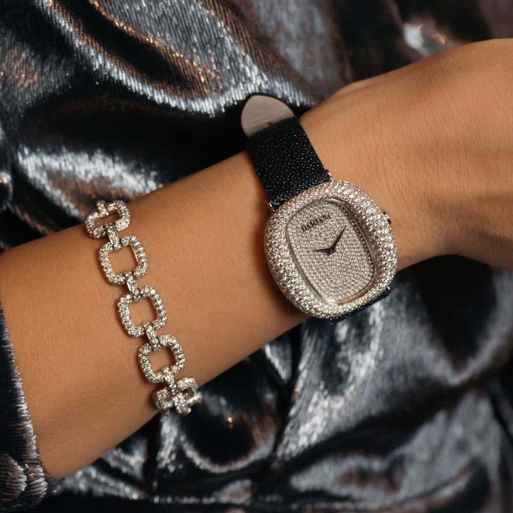 Часы D.Lace  Damiani 30024701 - 1