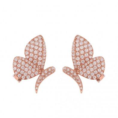 Серьги Butterflies