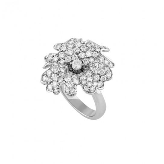 Кольцо Pretty flower