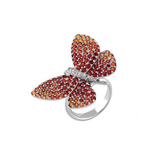 Кольцо Butterflies