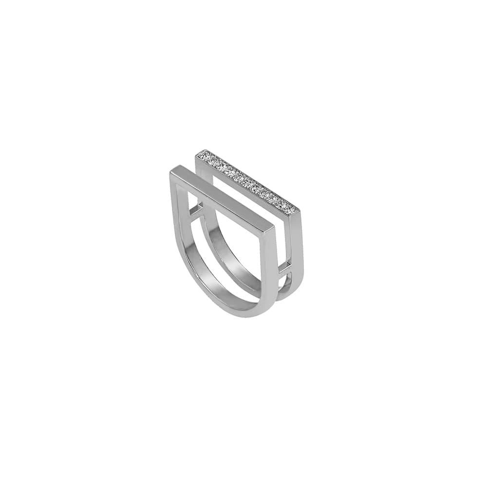 Кольцо Nima's Jacob & Co. 91739611
