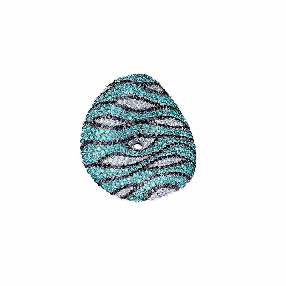 Кольцо Wave Palmiero AN5278BNAZ