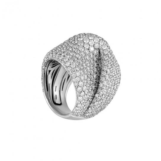 Кольцо Drapes