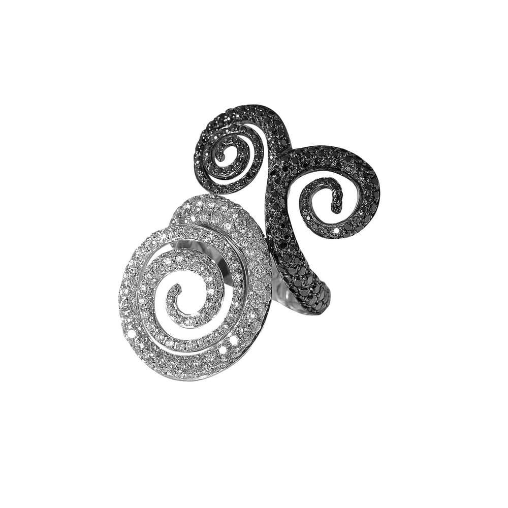 Кольцо Spirale Palmiero AN7032BDN