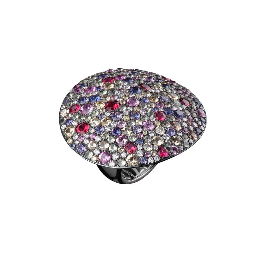 Кольцо Mosaico Palmiero AN7815B