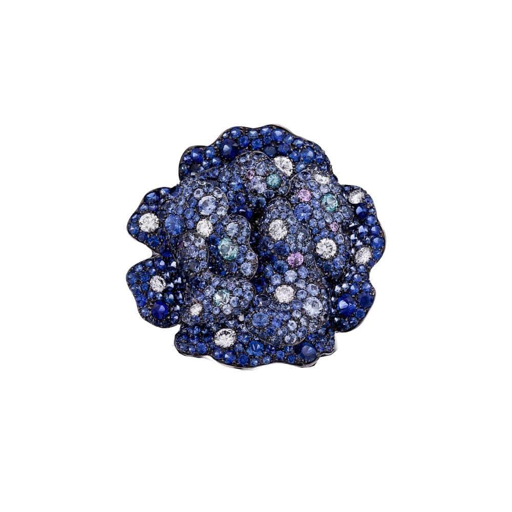 Кольцо Flowers Peonia Palmiero AN8005B