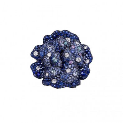 Кольцо Flowers Peonia
