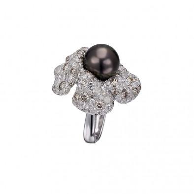 Кольцо Captured Pearl