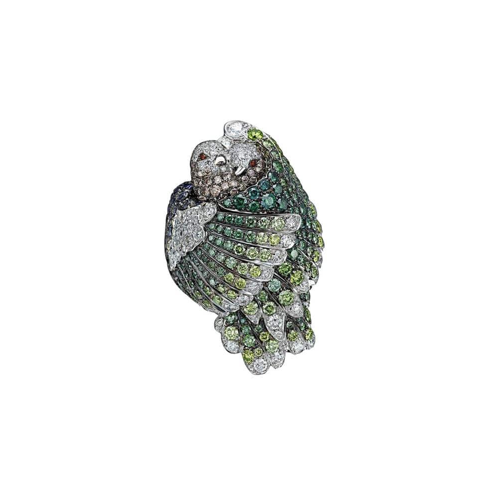 Кольцо Doves Palmiero AN8352B