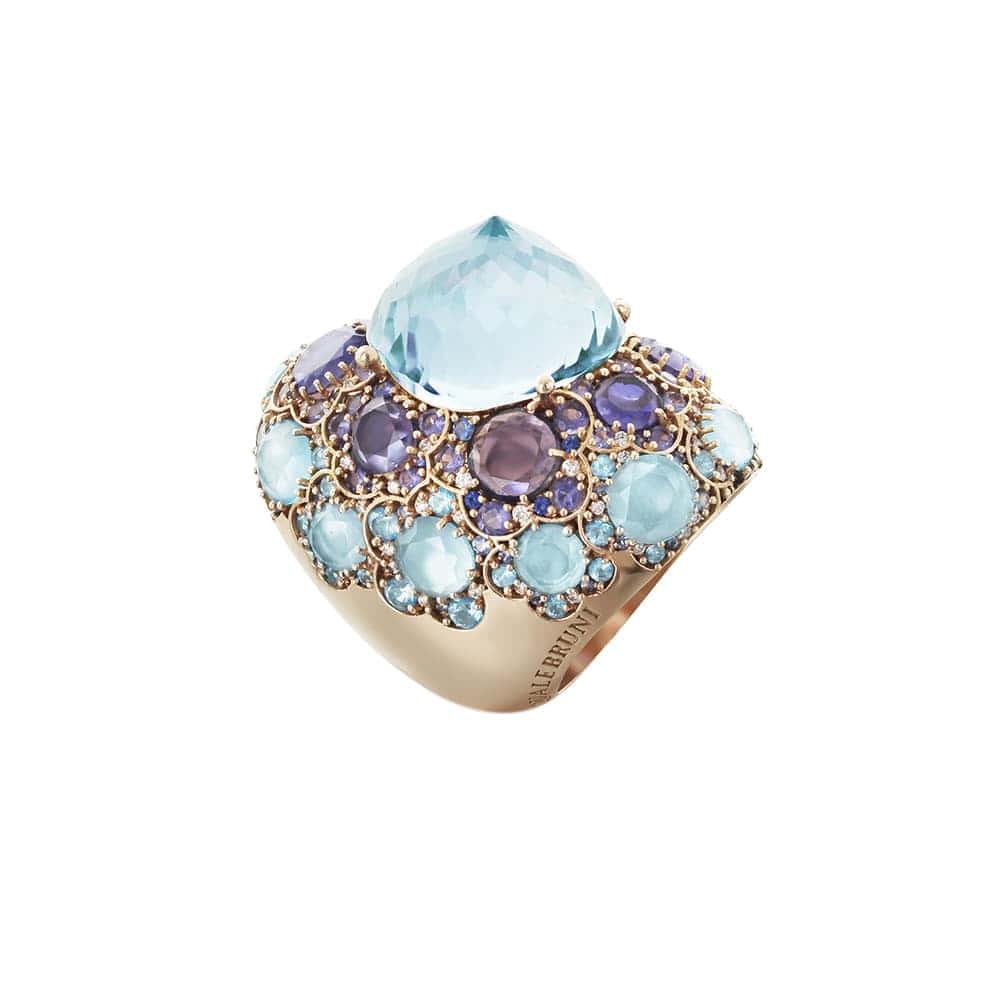 Кольцо Lady Taj  Pasquale Bruni 15184R